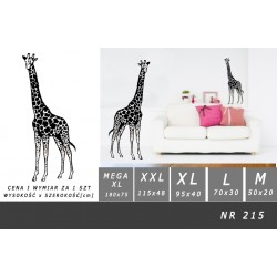 Żyrafa 215