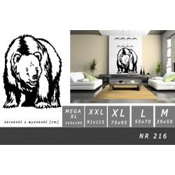 Niedźwiedź 216