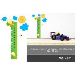 Miara Wzrostu mierzy do 130 cm