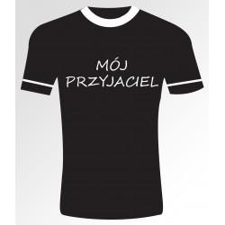 27 Mój przyjaciel T- shirt
