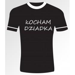 Kocham Dziadka T- shirt