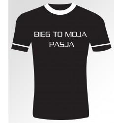 34 Bieg to moja pasja T- shirt