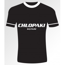 40 chłopaki sa fajni T- shirt