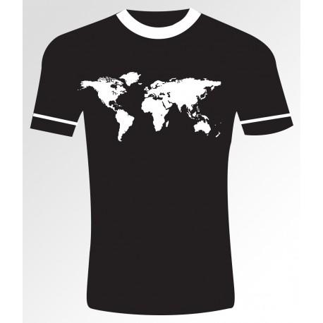 50 Mapa T- shirt