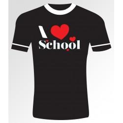 I love school T- shirt