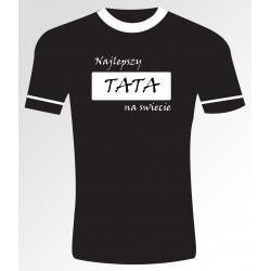Najlepszy tata na świecie T- shirt