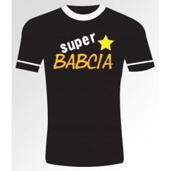 Super Babcia T- shirt