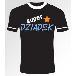 Super Dziadek T- shirt