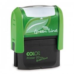 Pieczątka Printer 20 Green Line