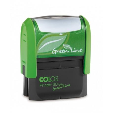 Pieczątka Printer 30 Green Line